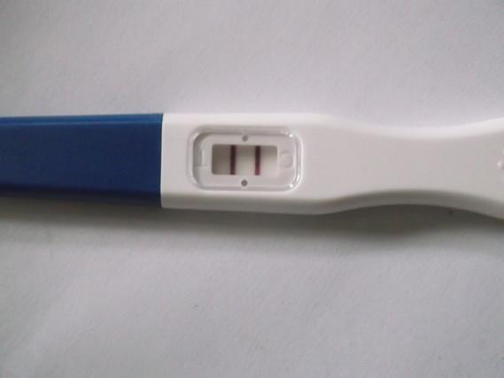 test de grossesse du mardi 6 mars 2012