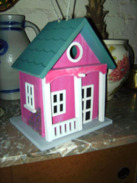 Belle petite maison pour les piafs