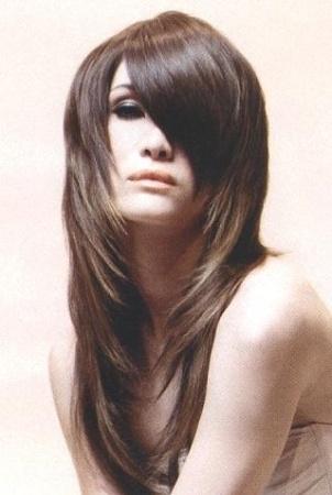 cheveux long