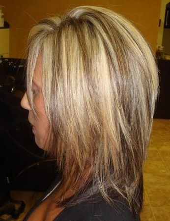Coupe coloration meches mimi 59000 photos club doctissimo - Difference entre meche et balayage ...