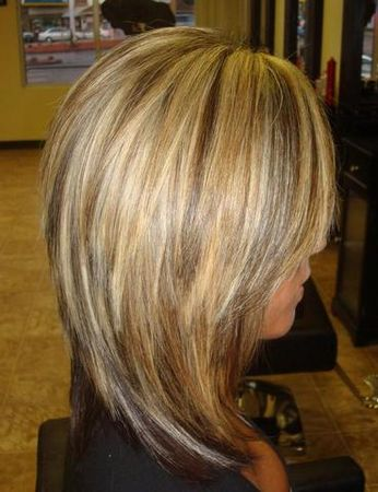 Coupe coloration meches mimi 59000 photos club doctissimo - Coloration meche blonde ...