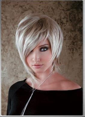 coiffure carre original