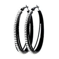 boucles-d-oreilles-fantaisie-pour-femme-anneaux-noirs-avec-strass