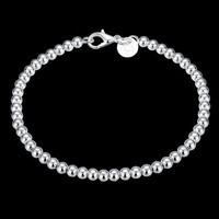 Argent-plaqué-bracelet-pour-hommes-femmes-lovers-Corde-chaîne-Mignon-Punk-Hiphop-pulser