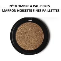 Maquillage-Naturel-Unique-Fard-À-Paupières-Paleta-Lumineux-Shimmer-Glitter-Ombre-À-Paupières-Pigment