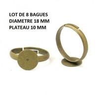 bague-ajustable-o19mm-plateau-10mm-bronze