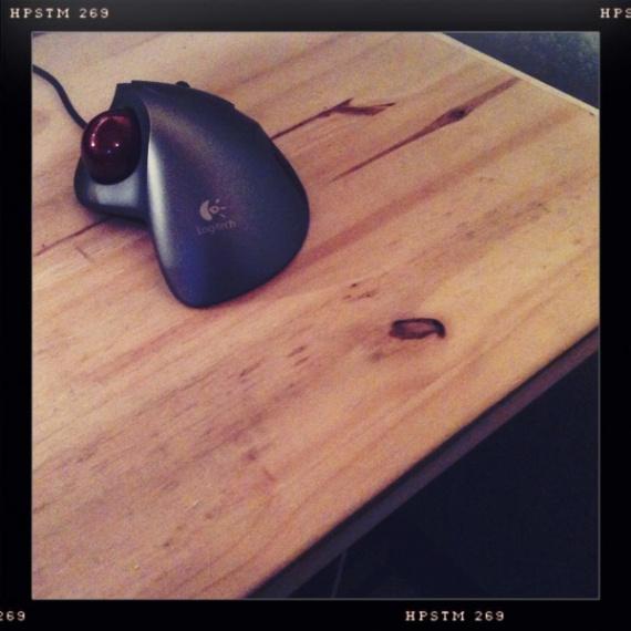 ceci est une souris