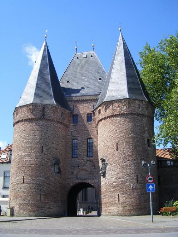 Stadspoort Kampen