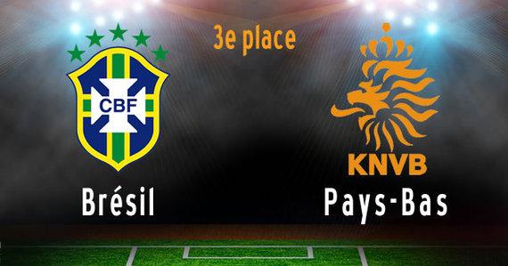 Brésil-Pays-Bas