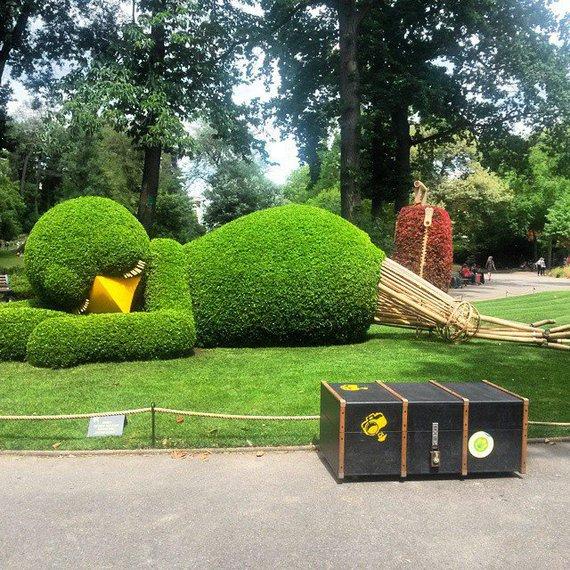 poussin dormeur (Jardin des plantes ) - •• Nantes - Jacoline ...