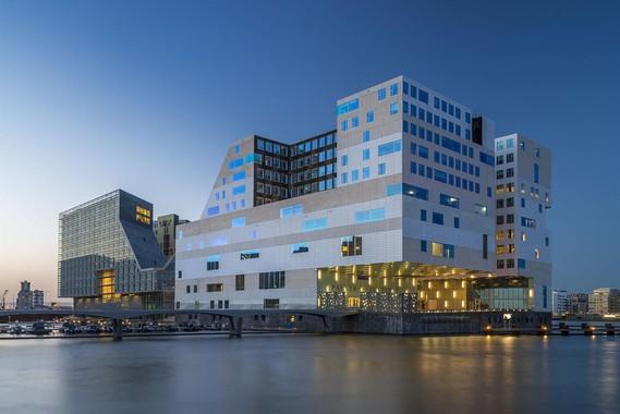 Palais de justice Amsterdam