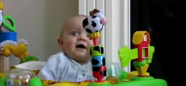 Top 10 fou rire bébé