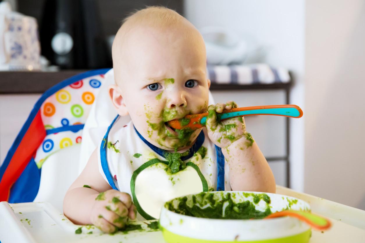 Repas pour bébé de 13 mois