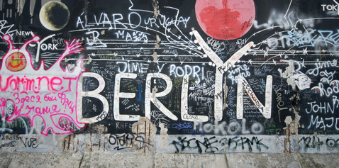 BERLIN : 25 photos pour les 25 ans de la chute du mur