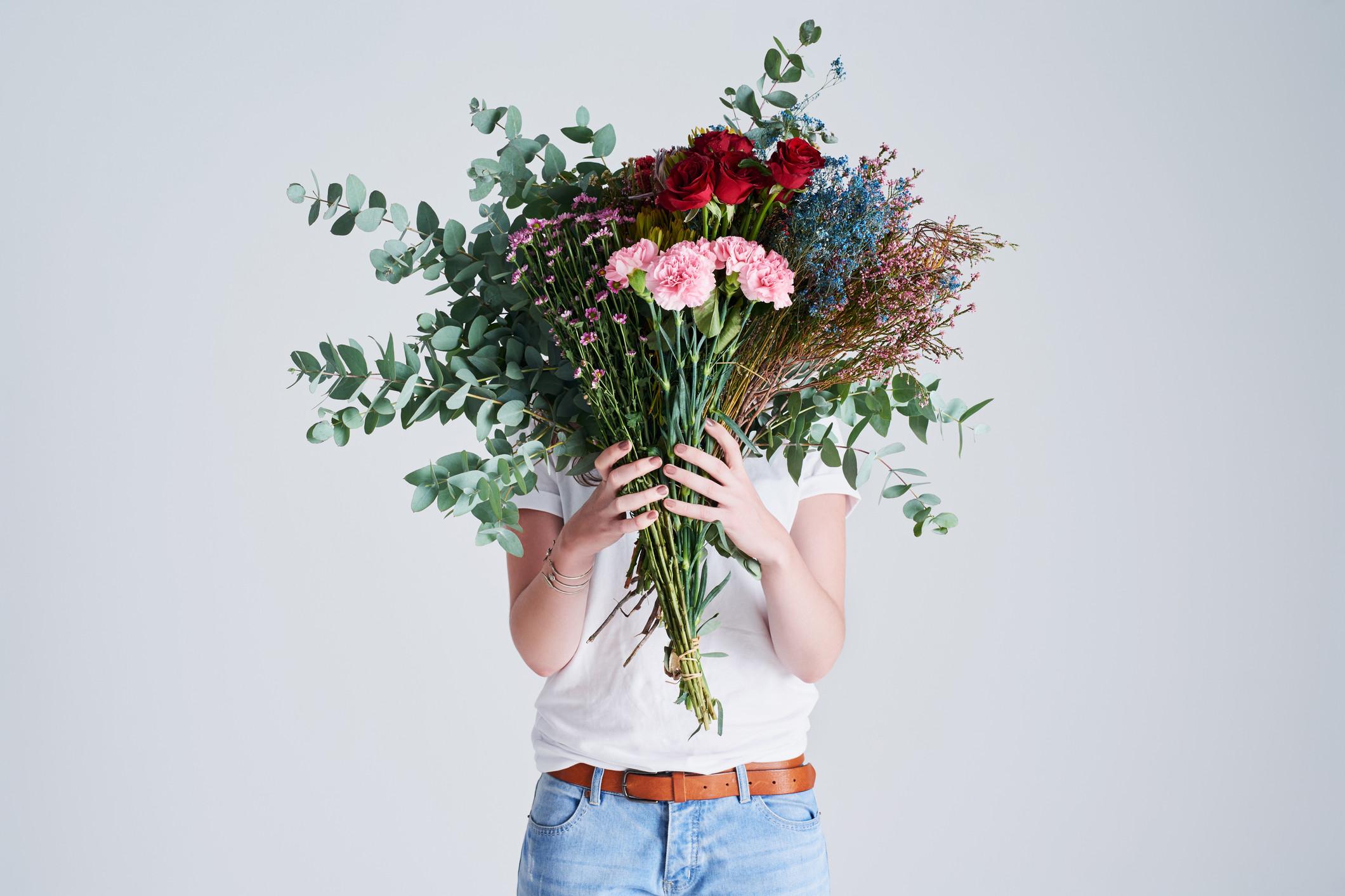Langage des fleurs par ordre alphabétique.