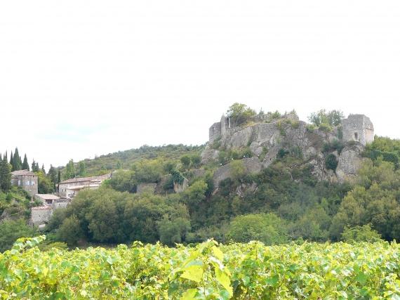 Paysage Ardèche