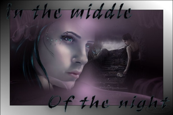 In the middle of the night
