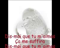 Chimène Badi Dis-moi que tu m'aimes - YouTube