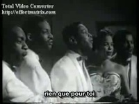 The Platters Only you sous titre français