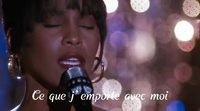 Whitney Houston - I Will Always Love You-Traduction française