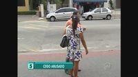 Câmera Escondida - Cego Abusado - Pegadinha