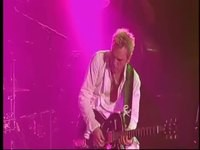 Johnny Hallyday Be bop a Lula La Cigale 2006