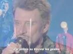 Johnny Hallyday David Hallyday  Sang pour sang - Mix (Lyrics)