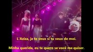 Daniel Balavoine - LAziza (Lyrics - tradução)