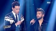 Barbara – L'Aigle Noir  Kendji Girac  Mika  The Voice France 2014  Finale