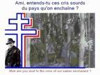 Le chant des partisans (Paroles) (1)