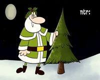 Wie is de kerstman?
