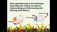 Osterwortschatz und Osterbräuche