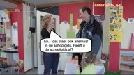 Serie 2 - les 9 : Eerste dag op school (Praat Nederlands)