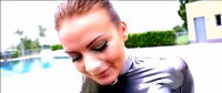 Valerie Tramell in latex - YouTube