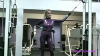 Fitness in latex - YouTube