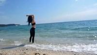 Latex On the Beach - YouTube