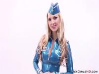 Ancilla Tilia Latex Aviator Interview HD