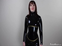Latex and Lovers Photo Shoot