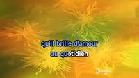 Karaoké Tout le bonheur du monde - Sinsemilia -