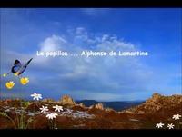Lamartine Le Papillon