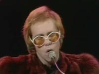 Elton John - Daniel (video 1973).