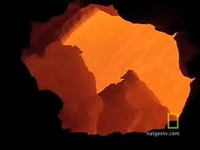 Volcano Lava