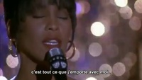 Whitney Houston - I Will Always Love You (Traduction Française) - YouTube