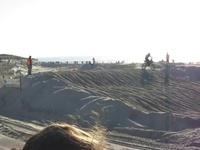 Beach cross Berck en moto 2011