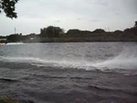 Inshore.Course annuelle sur le canal Caen- Ouistreham