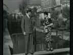 Hôtel Du Nord (1938) - Atmosphère scene with Arletty