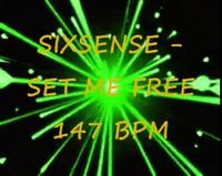 SIXSENSE   - SET ME FREE  -2012