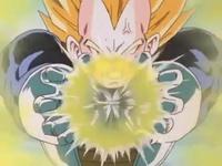 Dragon Ball Z Kai - Vegeta - Final Flash - French - Français