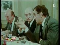 Lino Ventura parle de Jean Gabin
