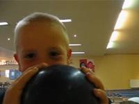 Alexandre au bowling !